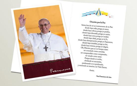 Conmemoración Papa Francisco - imagen destacada