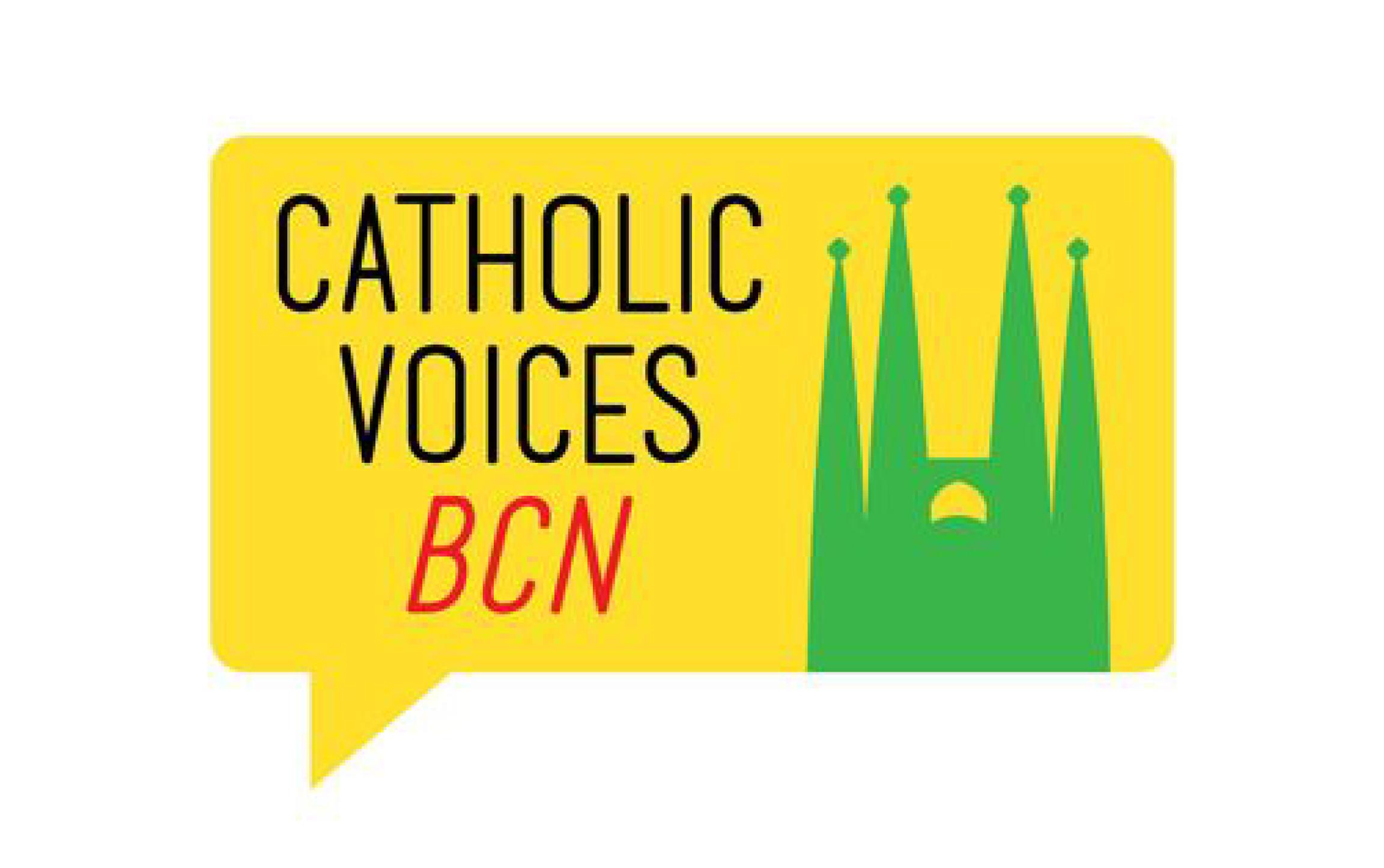 Logo Catholic Voices BCN - imagen destacada