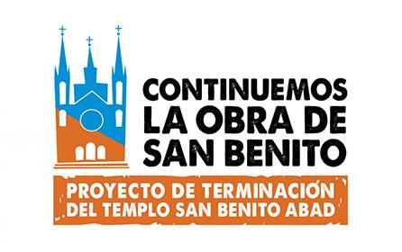 Logo Obra Abadía de San Benito