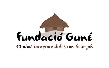 Logo Fundació Guné