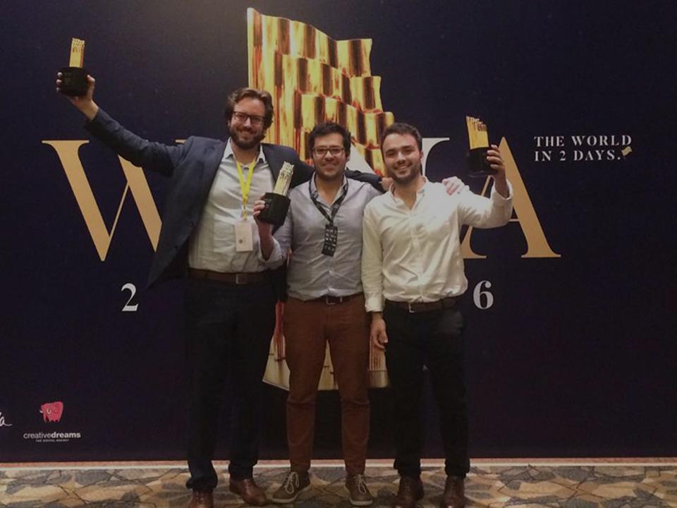 La Machi gana tres premios en los WINA