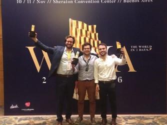 La Machi 3 Premios WINA