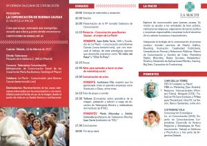 III Jornadas Salesianas de Comunicación