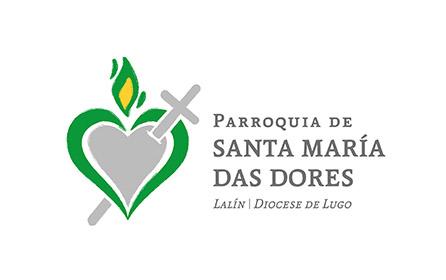 Logo Parroquia de Danta María Das Dores