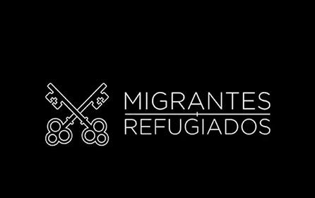 Logo Migrantes y Refugiados