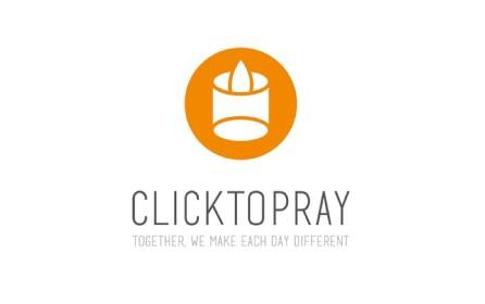 Logo Click To Pray