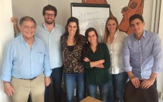 Equipo La Machi en un Workshop de liderazgo y trabajo en equipo