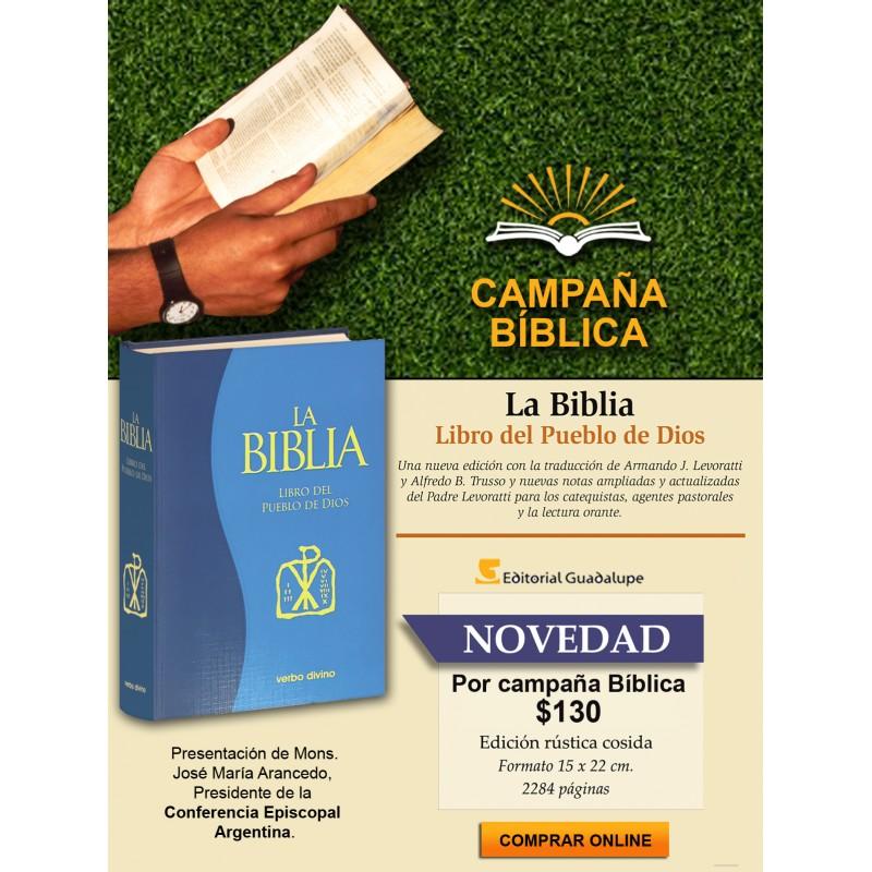 Nueva Biblia - Editorial Guadalupe