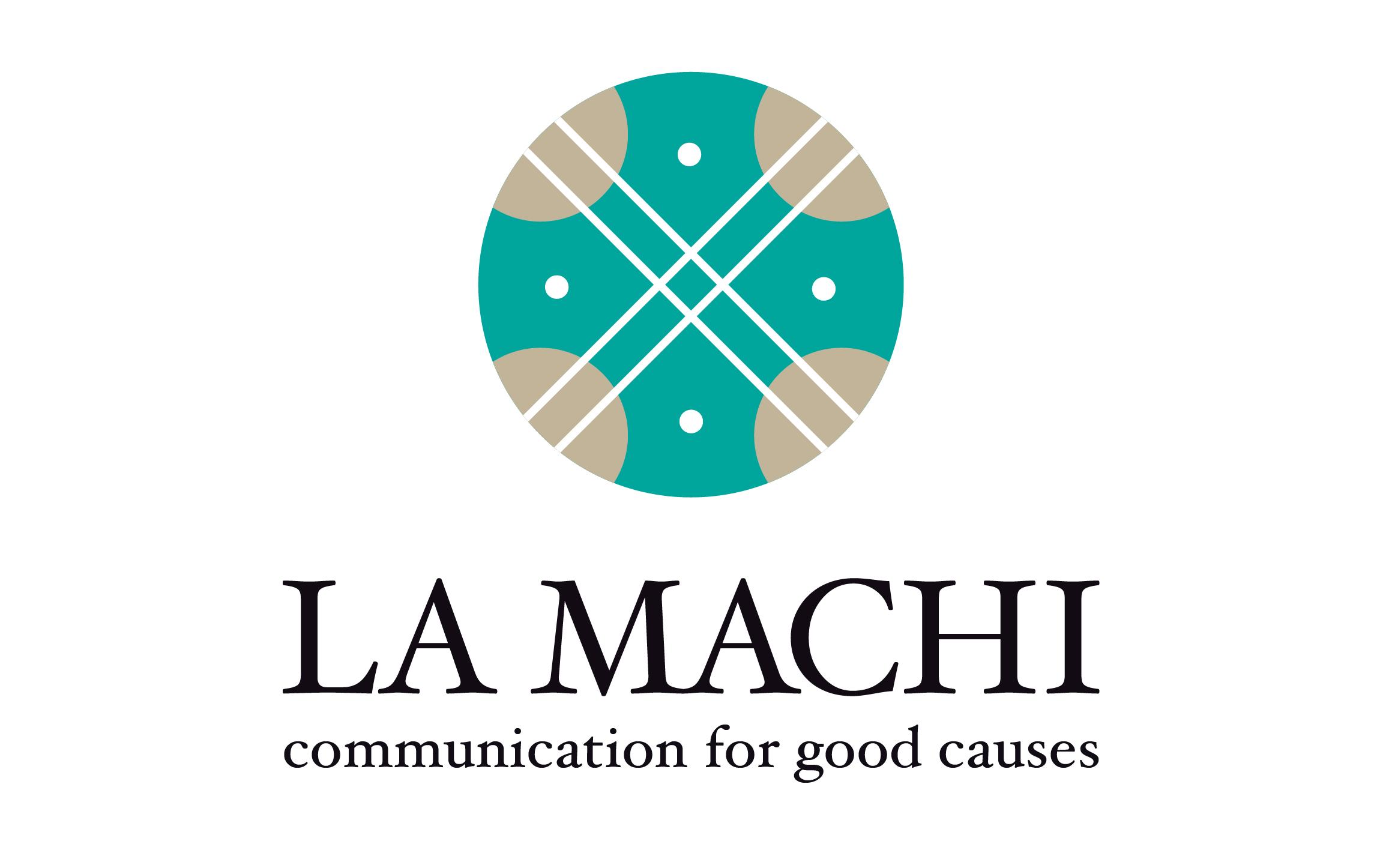 Logo La Machi inglés