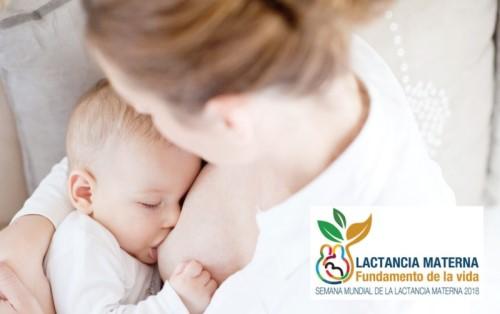 Semana Mundial de la Lactancia Materna 2018