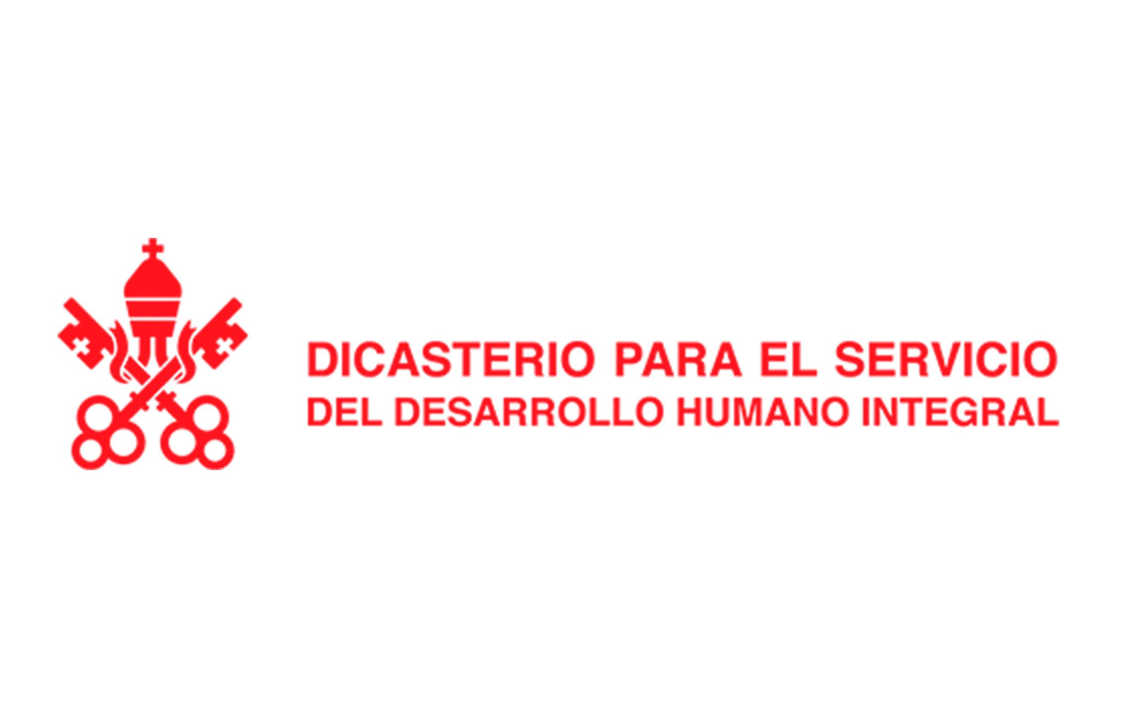 Logo Dicasterio para el Servicio del Desarrollo Humano Integral