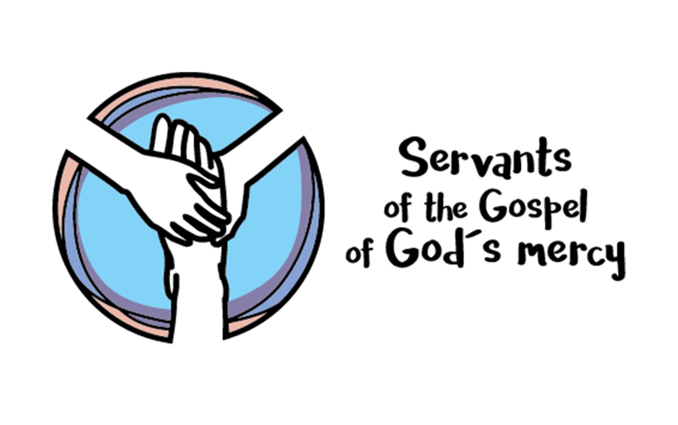 Logo Servants of the Gospel of God's mercy