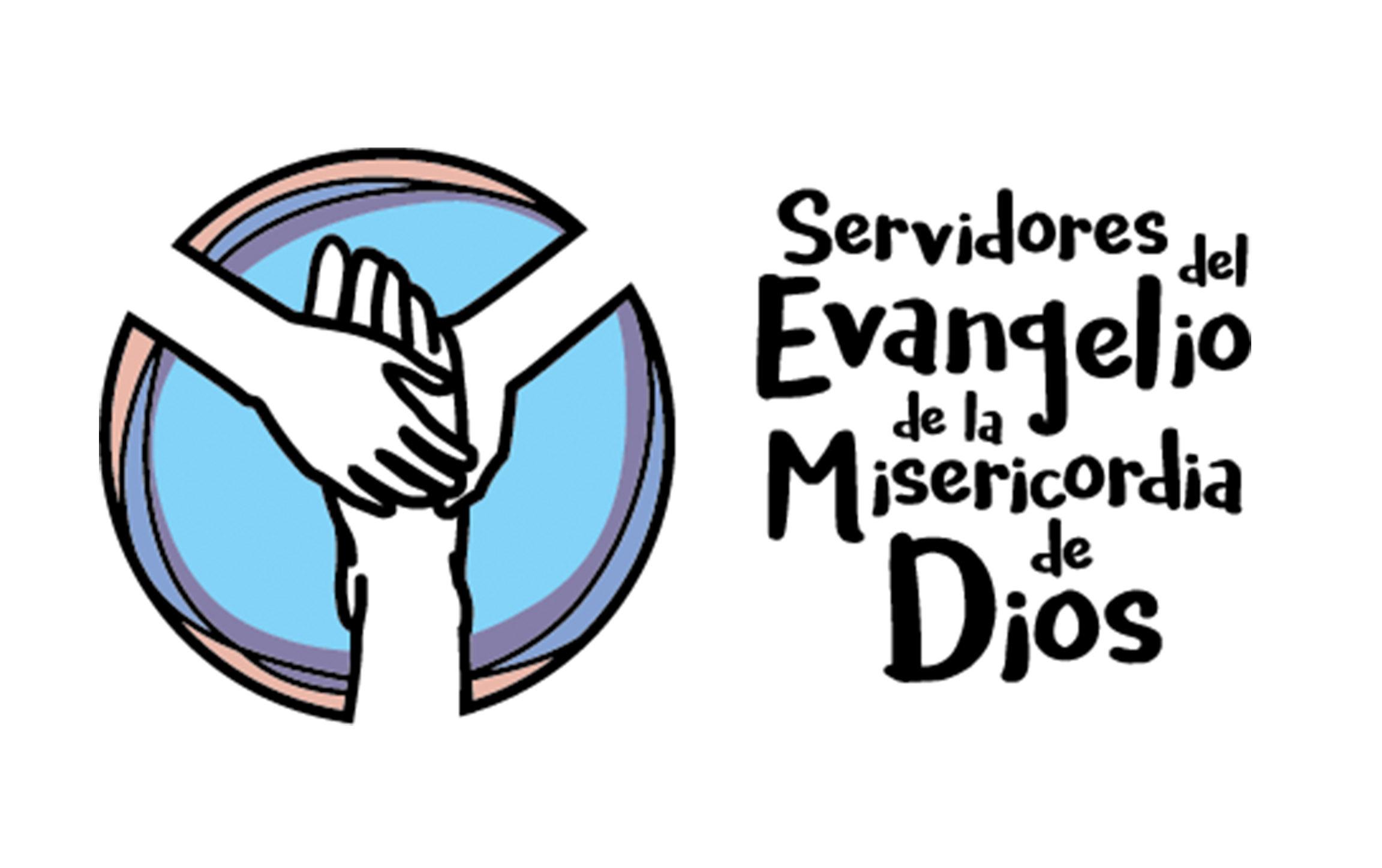 Logo Servidores del Evangelio de la Misericordia de Dios