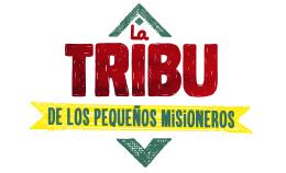 Logo La Tribu de los Pequeños Misioneros (Infancia Misionera)